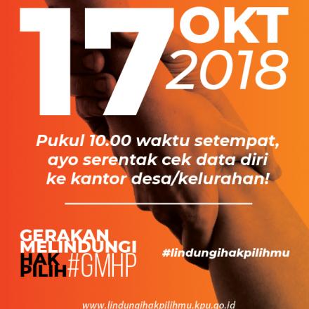 Gerakan Melindungi Hak Pilih (GMHP)