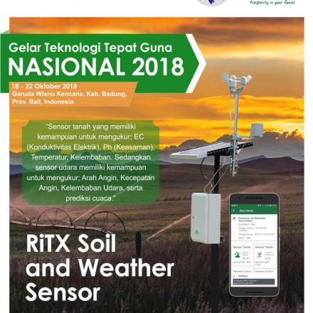 RiTX Soil and Weather Sensor