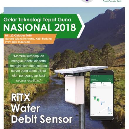 RiTX Water Debit Sensor